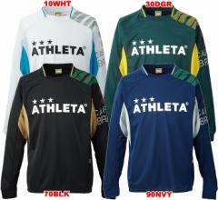 アスレタ ATHLETA 16FW カラープラクティスシャツ 02267 フットサル 長袖 プラクティスシャツ 倉庫在庫