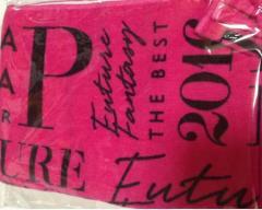 【新品】  山下智久・【スポーツ タオル】・・2016 Future Fantasy The Best Live Tour ☆ 最新コンサート会場販売グッズ