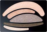 AUBE 花王ソフィーナ オーブクチュール デザイニングインプレッションアイズ2 506 ブラウン系