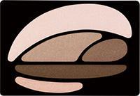 AUBE 花王ソフィーナ オーブクチュール デザイニングインプレッションアイズ 557 ブラウン系