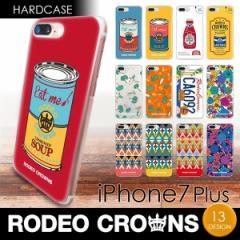 iPhone7 Plus 【RODEOCROWNS/ロデオクラウンズ】 「ハードケース」 ブランド