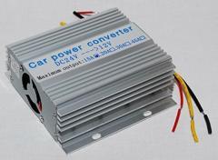 【e-auto fun】DC-DC コンバーター 24V → 12V   15A/30A   デコデコ 直流 電圧 変換器 過電圧保護機能