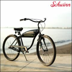 "SCHWINN 2017 シュウィン""HORNET"" ホーネット 27.5インチ ビーチクルーザー 自転車"