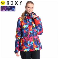ROXY ロキシー スノーボードジャケット ウェア ニナガワ コレクション MIKA NINAGAWA X ROXY JETTY JK 蜷川実花 耐水 正規販売店