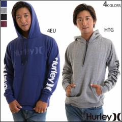 Hurley ハーレー メンズ パーカー プルオーバー フード 裏起毛 長袖 定番 ロゴ ONE&ONLY CLASSICS PULLOVER