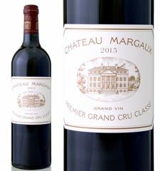 【女王のワイン】シャトー・マルゴー 2013年 750ml【赤ワイン/フルボディ/フランス/ボルドー】