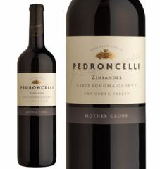 ペドロンチェリー ジンファンデル マザークローン 2014年 (PEDRONCELLI Zinfandel)【赤ワイン/アメリカ/カリフォルニア/フルボディ】