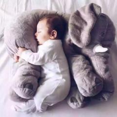 【送料無料】リアルぬいぐるみ アフリカゾウ/象 特大 インテリア キッズ子供 おもちゃ 動物 ぬいぐるみ 人気60cm