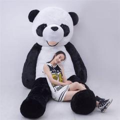 ぬいぐるみ巨大 超大 パンダpanda デカイぬいぐるみクリスマス お誕生日プレゼント 特大 パンダ 動物ぬいぐるみ 抱き枕 2