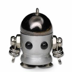 「NANONANO−M711」 電子部品を使ったロボットアクセサリー・携帯ストラップ