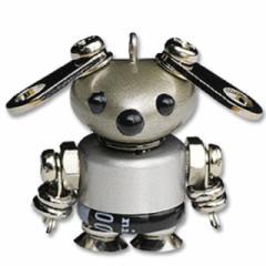 「NANONANO−M07」 電子部品を使ったロボットアクセサリー・携帯ストラップ