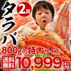 ≪送料無料≫「特大ボイルタラバ蟹」ロシア産 2肩約1.6kg(4人前相当)  ※冷凍 ☆