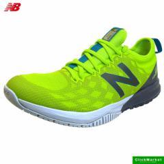 ニューバランス New Balance FUEL CORE QUICK M HI3 トレーニング 緑 メンズ