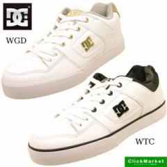 ディーシーシューズ DC Shoes PURE SE SN 166011 WGD WTC ピュア ストリートスニーカー メンズ
