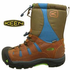 [送料無料]キーン KEEN WINTERPORT2 PREMIUM 1015644 ウインターポートツー プレミアム 防雪/防寒 ブーツ/茶 メンズ