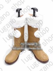 すーぱーそに子  コスプレ専用靴 ブーツ  通用靴 靴 コスチューム 22-27.5cm