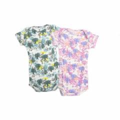 Ocean&Ground オーシャン&グラウンド 子供服 16春夏 半袖ボディシャツ TREECAMO o-1610226