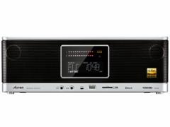 東芝 ハイレゾ対応 SD/USB/CDラジオ  TY-AH1000 (シルバー)