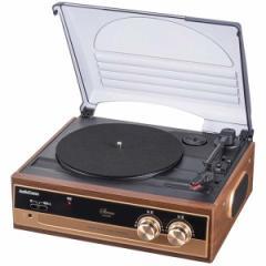 レコードプレーヤーシステム RDP-B200N オーム電機 ohm 07-5754