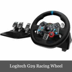新品 Logitech G29 Driving Force Feedback Racing Wheel ドライビング フォース ロジテック レーシングホイール 送料無料