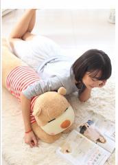 ぬいぐるみ 特大 くま/テディベア 可愛い熊 動物 大きい/巨大 くまぬいぐるみ/熊縫い包み/クマ抱き枕/お祝い110cm