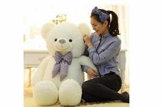 可愛いテディベア クマ ぬいぐるみ くま 特大 4色 100cm 抱き枕