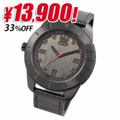 【特価】アディダスオリジナルス adidas Originals 1969 BK IP BK LTR  48mm メンズ 腕時計 ブラック adh3035 spb