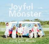 ◆初回生産限定盤★DVD付★Little Glee Monster CD+DVD【Joyful Monster】17/1/6発売