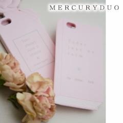 【SALE】MERCURYDUO マーキュリーデュオ My Choice Book シリコンiPhoneケースiPhone6/iPhone6S【2016A/W】【入荷!】