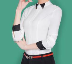 【2700円送料無料】ブラウス/ワイシャツ/シフォン/大きいサイズ/シャツ/レディース/フォーマル/卒業式/スーツシャツ/レディース/仕事