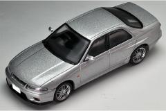 1/64 トミカリミテッドヴィンテージ【LV-N151a スカイライン GT-R オーテックバージョン(銀)】トミーテック/2017年6月発売予定