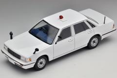 1/43トミカリミテッドヴィンテージ【LV-N43-15a 日産セドリック 覆面パトロールカー(白)】トミーテック