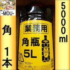 【1本】サントリー 角 40度 5L【大阪府下400円...