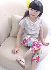 セール!子供服 レギンス キッズ ボトムス 女の子 2〜7歳 タイツ 韓国子供服 パンツ ズボン ダンス 長ズボン ウエストゴム 2~7歳