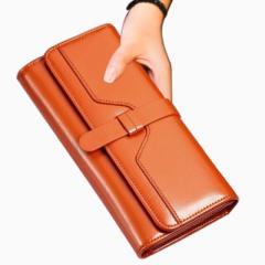 新商品セール!本革財布 長財布 レディース サイフ ウォレット 革 レザー マザー 母の日ギフト カード収納