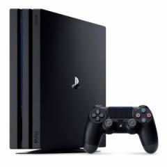 PS4 本体 Pro 1TB CUH-7000BB01 / 中古 ゲーム