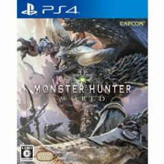 【送料無料(ネコポス)・即日出荷】PS4 MONSTER HUNTER:WORLD モンスターハンター 通常版 090851