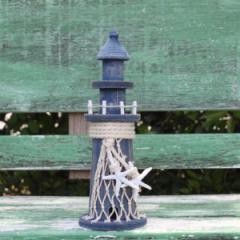 【マリン雑貨】 翌日出荷 ライトハウスインテリア2 ブルーインテリア リゾート雑貨 灯台 ナチュラル