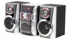 スーパーマルチコンポ DVD/CD/カセット/FMラジオ/ダイレクト録音機能搭載!