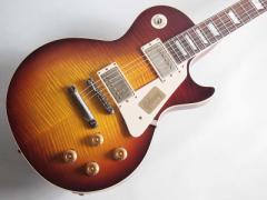 Gibson Custom Shop Standard Historic 1958 Les Paul Standard Reissue VOS BB (Bourbon Burst) #R8_60980 3.99kg【ギブソン】