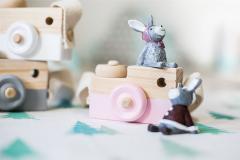 知育玩具 / 木のおもちゃ/ 木のカメラ トイカメラ ウッドトイ 写真 贈り物 内祝い 贈答品 赤ちゃん誕生日 【B617】メール便不可