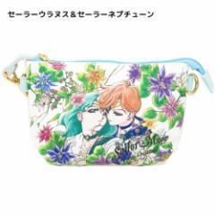 ◆美少女戦士 セーラームーン ミニミニポーチ/ボタニカル柄 【贈り物プレゼント】