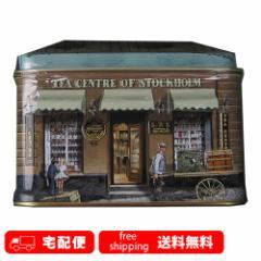 ノーベル賞晩餐会で飲まれる紅茶 北欧紅茶・セーデルスモールハウス缶【一部送料無料】