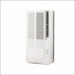cool_point KOIZUMI コイズミ 窓用エアコン 冷房専用 〜7畳 KAW-1672/W■ウインドエアコン 冷房 除湿  リモコン コンパクト 送料無料