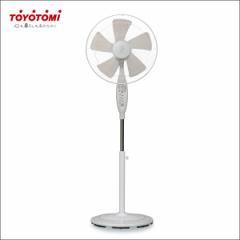 扇風機 送料無料★TOYOTOMI トヨトミ フロア扇風機 FS-F40H-W ホワイト■扇風機 フロア扇風機 40cm