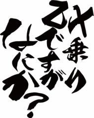 カッティングステッカー 車 バイク カッコイイ カスタム【ZX乗りですがなにか?(カワサキ・KAWASAKI)(2枚1セット) (B)】【メール便】
