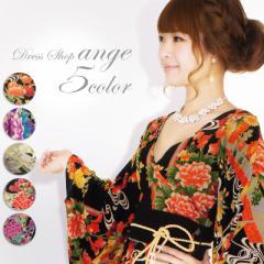 CPD1508-002【送料無料】/ストレッチキュート花魁ショートドレス