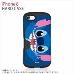 iPhone 8/ iPhone 7 ハードケース PHFGODI7S-STI【6602】 スティッチ 衝撃吸収 Golf Original ディズニーキャラクター ROOX