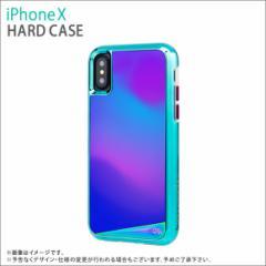 iPhone XS iPhone X ハードケース CM036280【6156】Case-Mate 2重構造 ハイブリット 虹色 がうがうインターナショナル