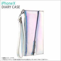 iPhone X 手帳型ケース CM036296【6231】Case-Mate Leather Wrsitlet Folio レザーケース 虹 がうがうインターナショナル